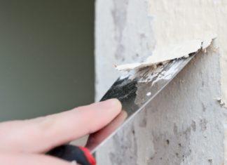skrábání zdi